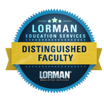 Lorman Distinguished Faculty